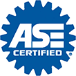 We Employ ASE Certified Technicians